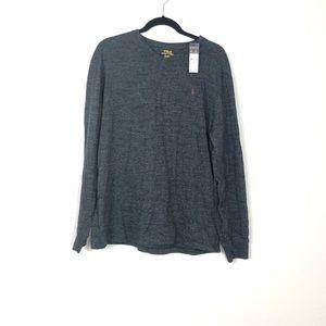 Polo Ralph Lauren Classic Fit Long Sleeve T Shirt